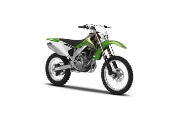 Photo of Kawasaki KLX 450R STD