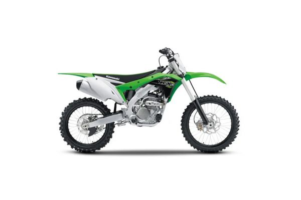 Photo of Kawasaki KX 250