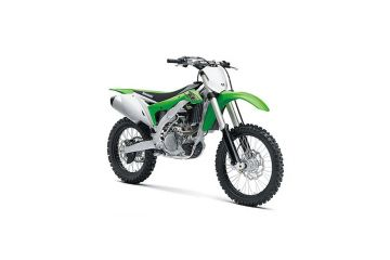 Photo of Kawasaki KX 450F STD BS6