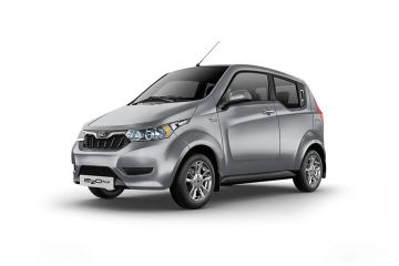 Photo of Mahindra e2oPlus P4