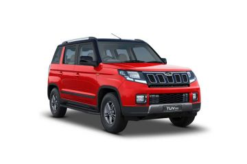 Photo of Mahindra TUV300 T4 Plus