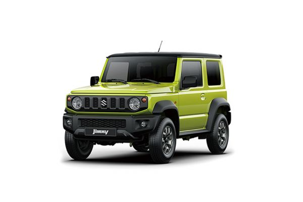 Photo of Maruti Jimny