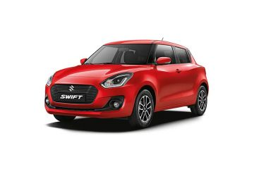 Maruti Suzuki Swift LXI offers