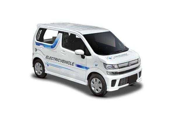 Photo of Maruti WagonR Electric