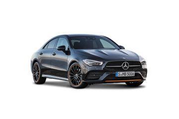 Mercedes-Benz CLA 2020