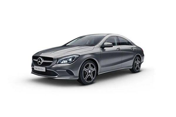 Photo of Mercedes-Benz CLA