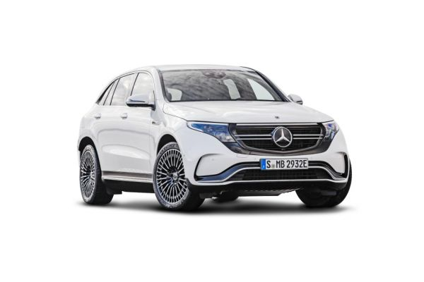 Photo of Mercedes-Benz EQC
