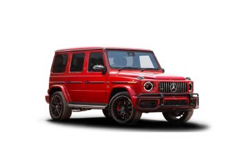 Photo of Mercedes-Benz G-Class G 350d