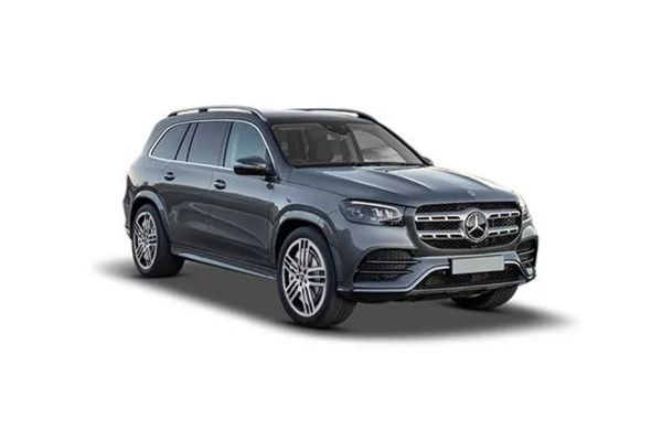 Photo of Mercedes-Benz GLS 2020