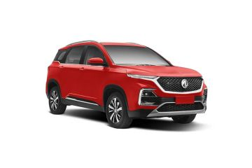 Photo of MG Hector