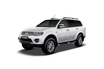 Photo of Mitsubishi Pajero Sport Sport 4X2 AT Dual Tone
