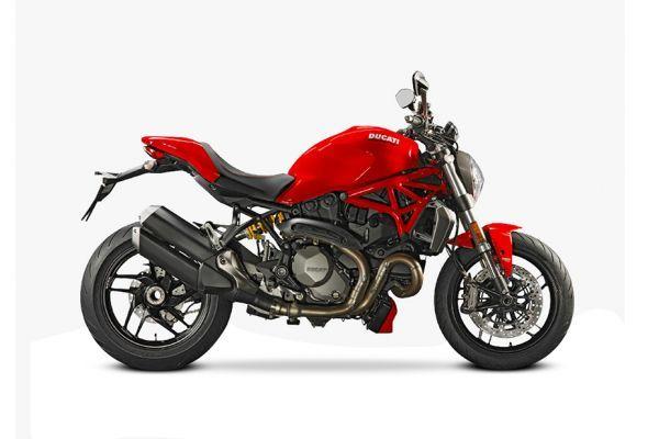 Photo of Ducati Monster 1200