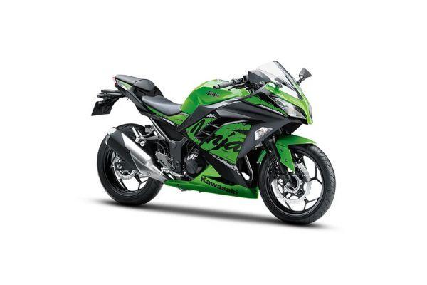 Photo of Kawasaki Ninja 300