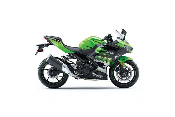 Photo of Kawasaki Ninja 400