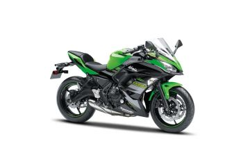 Photo of Kawasaki Ninja 650 STD