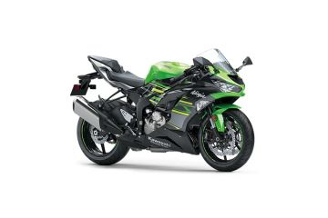 Photo of Kawasaki Ninja ZX-6R STD