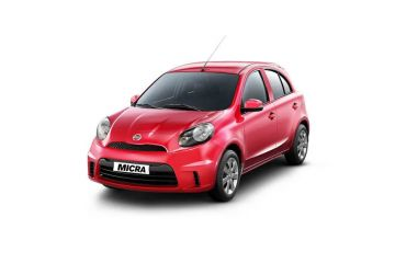 Nissan Micra Active XL Option offers