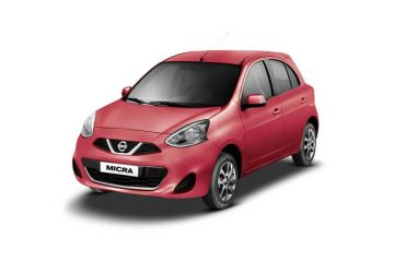 Nissan Micra XL Option CVT offers