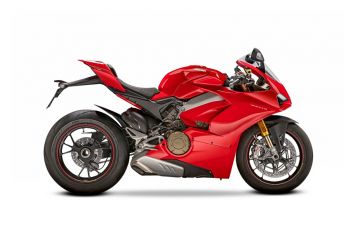 Photo of Ducati Panigale V4 S