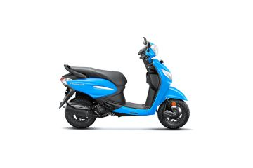 Hero Moto Corp Pleasure Plus STD