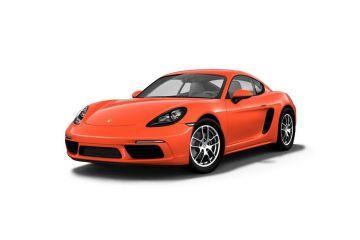 Photo of Porsche 718 Cayman