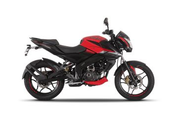 Photo of Bajaj Pulsar NS160 Rear Disc