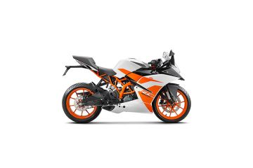 Photo of KTM RC 200 ABS