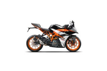 Photo of KTM RC 390 STD