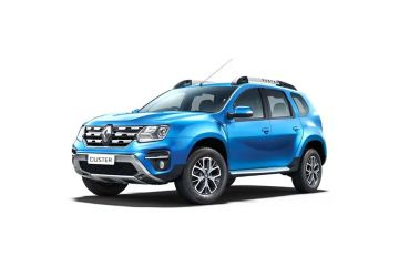 Renault Duster RXS Option CVT offers