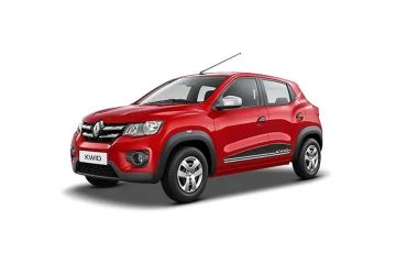 Renault KWID 1.0 RXT Optional offers