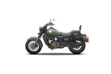 UM Motorcycles Renegade Commando