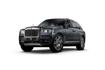Rolls Royce Cullinan V12
