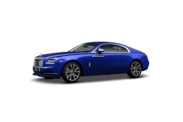 Photo of Rolls Royce Wraith Coupe