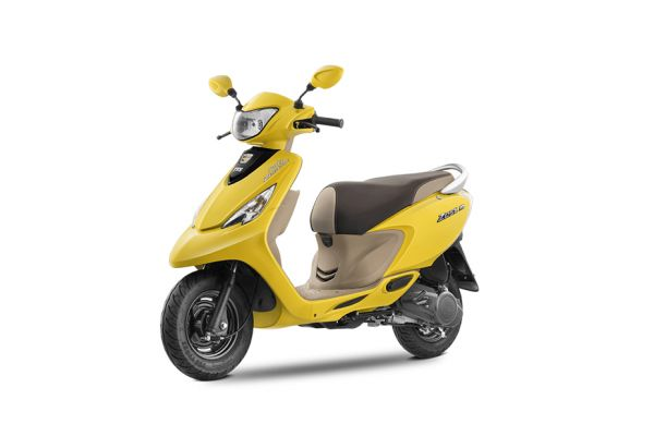 Photo of TVS Scooty Zest