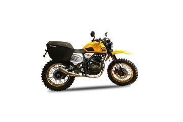 UM Motorcycles Scrambler X