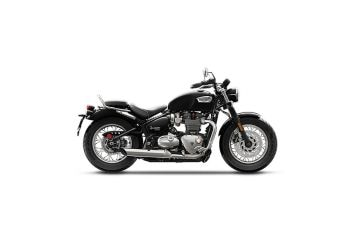 Photo of Triumph Bonneville Speedmaster STD