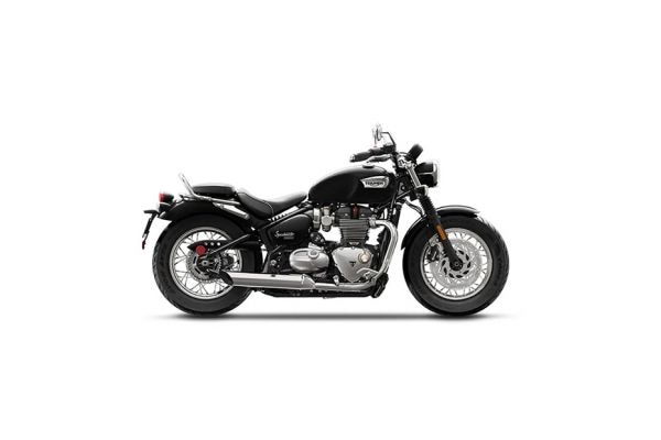 Photo of Triumph Bonneville Speedmaster