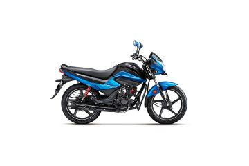 Hero Splendor iSmart BS4