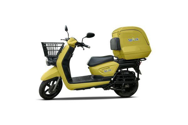 Photo of Li-ions Spock Electric Scooter