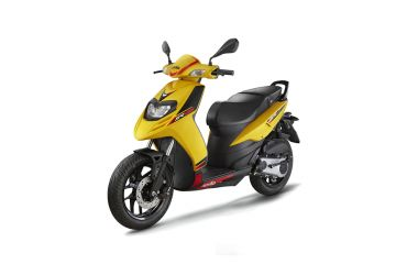 Photo of Aprilia SR 125 STD