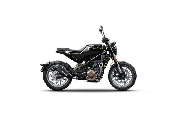 Photo of Husqvarna Svartpilen 401