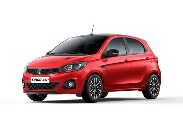 Photo of Tata Tiago JTP