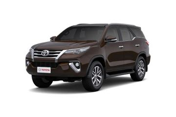 Toyota Fortuner 2.7 4x2 MT offers