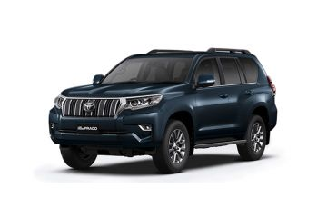 Photo of Toyota Land Cruiser Prado VXL