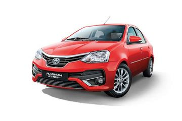 Photo of Toyota Platinum Etios