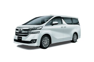 Photo of Toyota Vellfire Executive Lounge