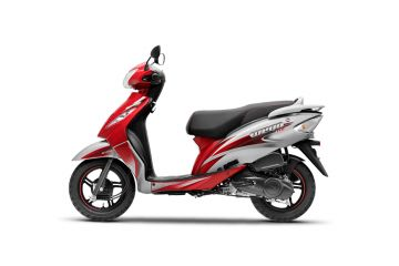 Photo of TVS Wego