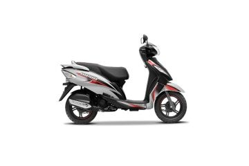Photo of TVS Wego Drum