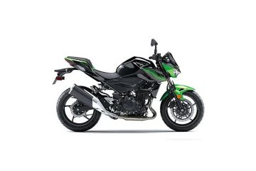 Photo of Kawasaki Z400