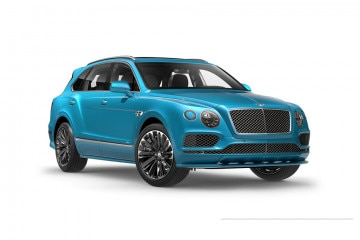 Photo of Bentley Bentayga V8